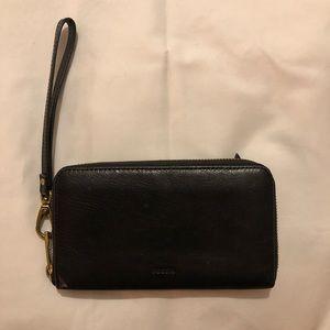 Fossil Emma RFID smartphone wallet